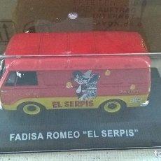 Coches a escala: FADISA ROMEO EL SERPIS-N. Lote 103069155