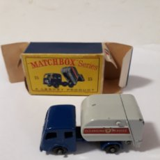 Coches a escala: MATCHBOX REFUSE TRUCK. Lote 103483863