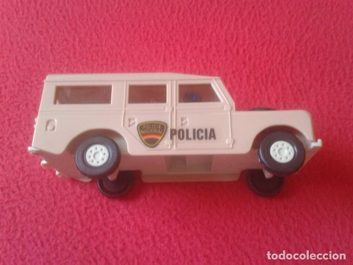 AproxVer Nacional Años Policía Land 80 SantanaO Coche Juguete 70 De Antiguo Rover SimilCreo cKTF1lJ