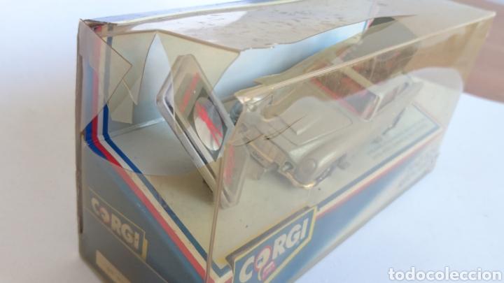 Coches a escala: Aston Martin DB5 del agente James Bond 007 de CORGI años 80 - Foto 4 - 103755450