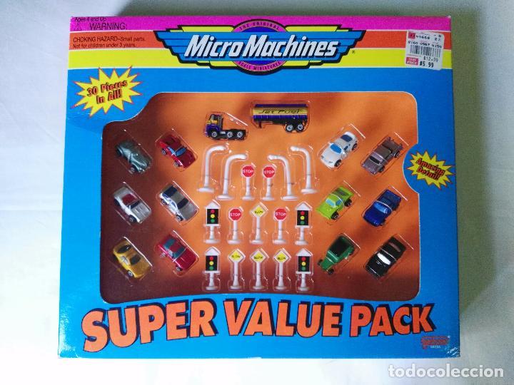 Micromachines Super Value Pack (Micro machines, Micromachine, Micro machine) segunda mano
