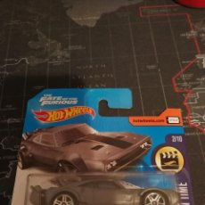 Coches a escala: HOT WHEELS - ICE CHARGER - NUEVO EN SU BLISTER - DIE CAST - A TODO GAS FAST AND FURIOUS. Lote 104949655