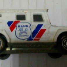 Coches a escala: COCHE BANK SECURITY. MAJORETTE. MADE IN FRANCE. NO. 237 ECH 1/57. Lote 105593011