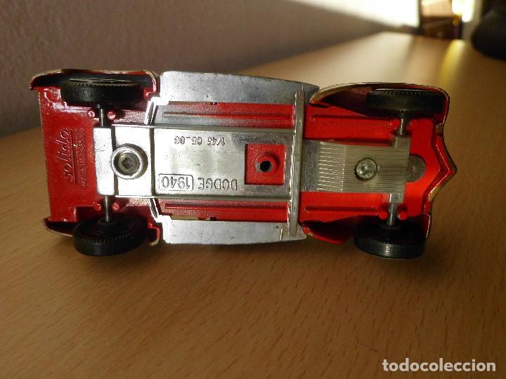 Coches a escala: Camioneta Dodge marca Solido Made In Spain - Foto 4 - 105658007