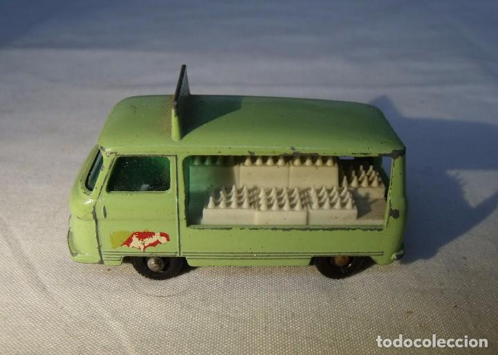 MATCHBOX SERIES Nº 21 COMMER BOTTLE FLOAT (Juguetes - Coches a Escala Otras Escalas )