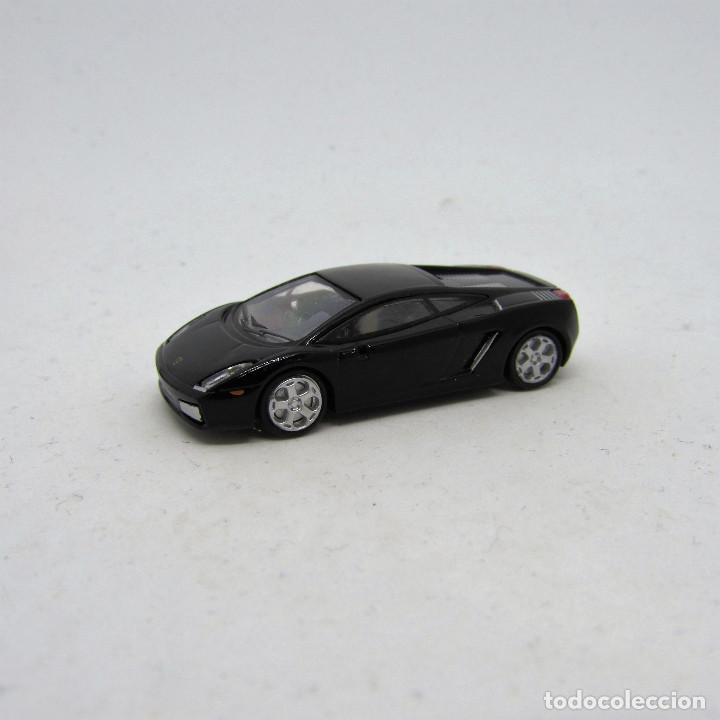 Ricko 38802 Lamborghini Gallardo Negro Escala Buy Model Cars At