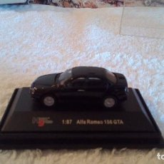 Coches a escala: ALFA ROMEO 156 GTA.ESCALA 1/87.. Lote 106077763