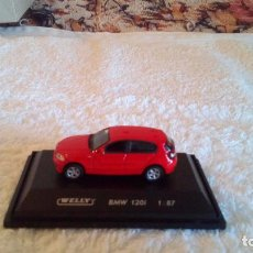 Coches a escala: BMW 120I.ESCALA 1/87.. Lote 106078243