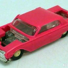 Coches a escala: FORD GALAXIE ANGUPLAS MINI CARS Nº 64 MADE IN SPAIN 1/86 AÑOS 60 . Lote 106927355