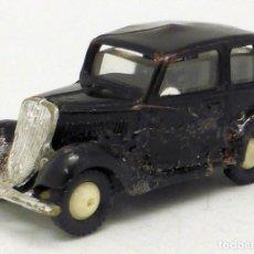 Coches a escala: FIAT BALILLA ANGUPLAS MINI CARS Nº 93 MADE IN SPAIN 1/86 AÑOS 60. Lote 106927447