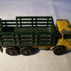 Coches a escala: MATCHBOX SERIES Nº 4 STAKE TRUCK. Lote 105838079