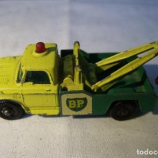 Coches a escala: MATCHBOX SERIES Nº 13 DODGE WRECK TRUCK. Lote 107017779