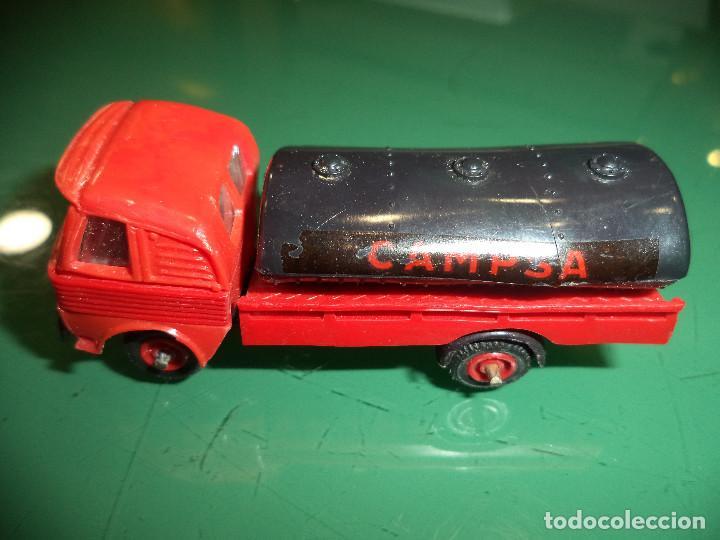 Coches a escala: CAMION MINI CARS CAMPSA - Foto 2 - 107219263