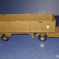 Coches a escala: GUILOY BARREIROS 42/38 T EJERCITO (1/66). Lote 107380191