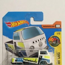 Carros em escala: HOT WHEELS VOLKSWAGEN T2 PICK UP. Lote 107544723