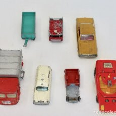 Coches a escala: LOTE VARIOS COCHES LESNEY (MATCHBOX). Lote 107588451