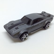Auto in scala: HOT WHEELS ICE CHARGER THE FATE OF THE FURIOUS TORETTO 1/64. Lote 101190659