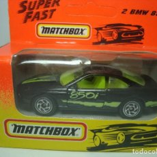 Coches a escala: BMW 850 DE MATCHBOX 1,64. Lote 108341315