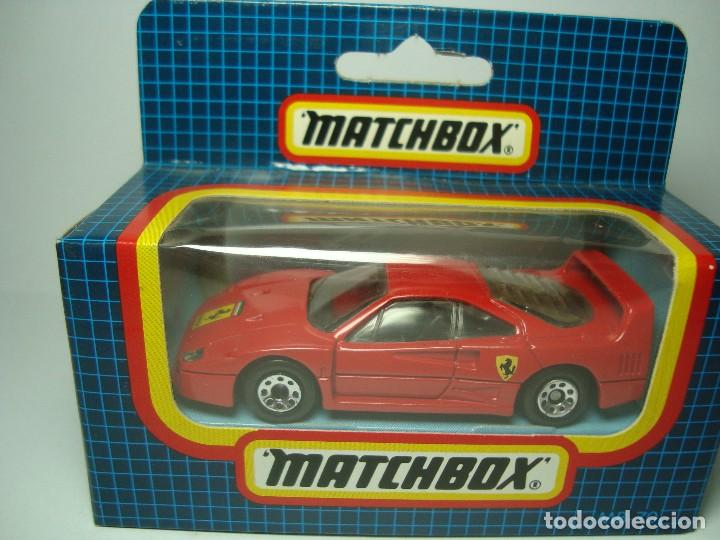 Ferrari F40 De Matchbox 1 64 Verkauft Durch Direktverkauf 108342951
