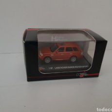 Coches a escala: LAND ROVER RANGE ROVER SPORT ESCALA 1:87 MODEL COLLECTIO. Lote 109284235