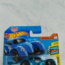 Coches a escala: HOT WHEELS VOLKSWAGEN KÄFER RACER. Lote 110192172