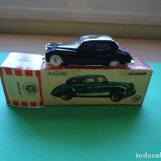 Coches a escala: COCHE MINI CARS ANGUPLAS - JAGUAR - MINICARS ESCALA 1:86. Lote 110211599