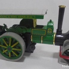 Coches a escala: COCHE MINIATURA. MARCA MATCHBOX. AVELING & PORTER. STEAM ROAD ROLLER. VER. Lote 111756763