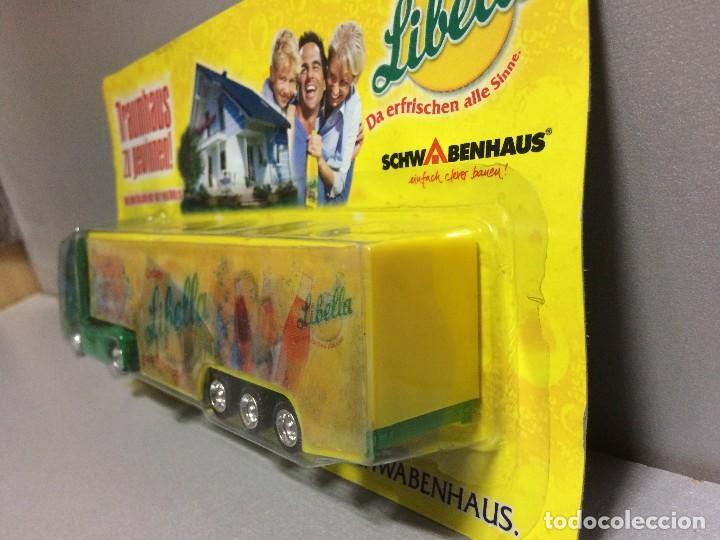 Camion Man Libella Escala 1 87 Cabina De Sold At