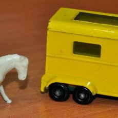 Coches a escala: PONY TRAILER Nº 43 MATCHBOX SERIES. Lote 112352255