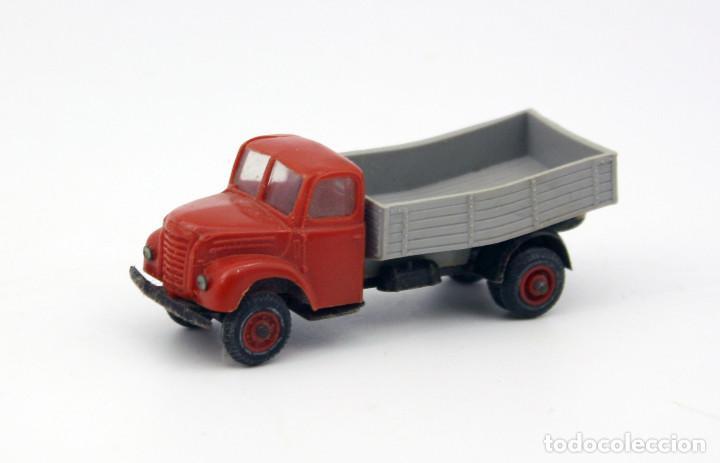 MINI CARS - ANGUPLAS - CAMION EBRO - AÑOS 60 (Juguetes - Coches a Escala Otras Escalas )