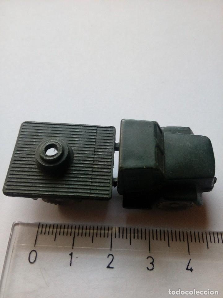 Coches a escala: Mini Camíón militar EKO, miniatura, años 60, escala 1/87 - Foto 2 - 112776963