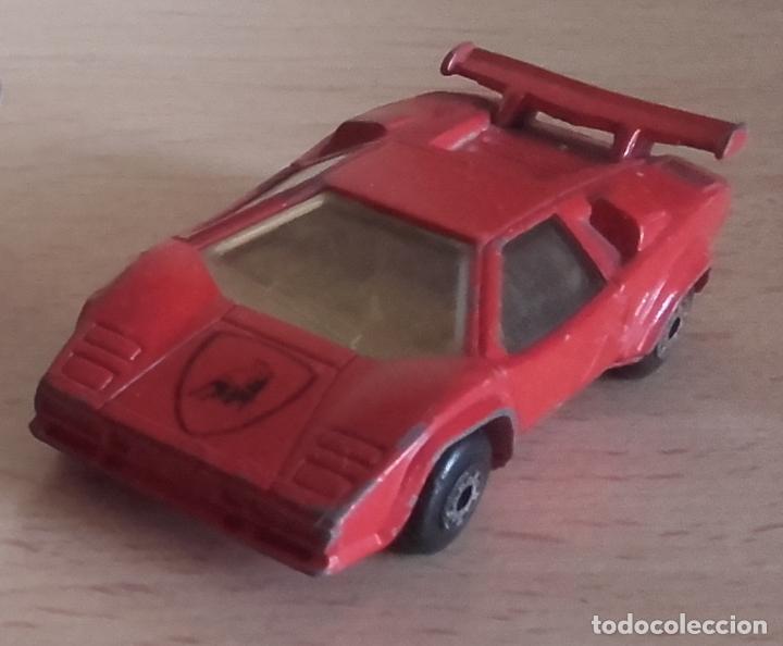 Matchbox Lamborghini Countach Lp 500s 1985 1 56 Buy Model Cars At