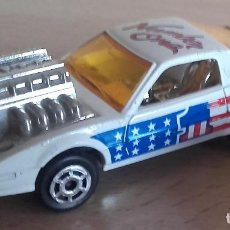 Coches a escala: MAJORETTE PONTIAC 248 1:62 MADE IN FRANCE DIE CAST IN VERY GOOD CONDITION. Lote 113125455