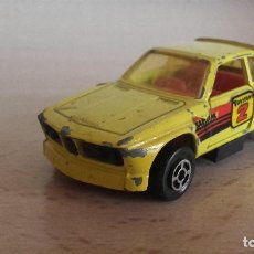 Coches a escala: GUISVAL BMW 33 CSL 1:43 MADE IN SPAIN DIE CAST IN GOOD CONDITION. Lote 113148703