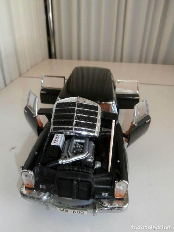 Escala Juguete Mercedes Benz A Coche Replica 600 tQrshd