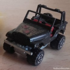 Coches a escala: MAJORETTE 4X4 JEEP 290244 MADE IN FRANCE DIE CAST IN VERY GOOD CONDITION. Lote 113302799