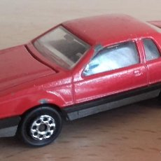 Coches a escala: MAJORETTE FORD THUNDERBIRD 217 MADE IN FRANCE DIE CAST IN GOOD CONDITION. Lote 113303567