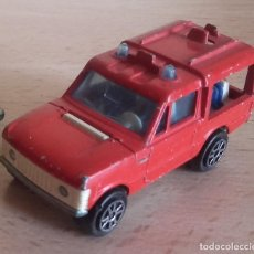 Coches a escala: MAJORETTE RANGE ROVER 246 MADE IN FRANCE DIE CAST IN GOOD CONDITION. Lote 113303671