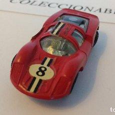 Coches a escala: PORSCHE GT DE GUISVAL ORIGINAL AÑOS 70 COCHE. Lote 113321871