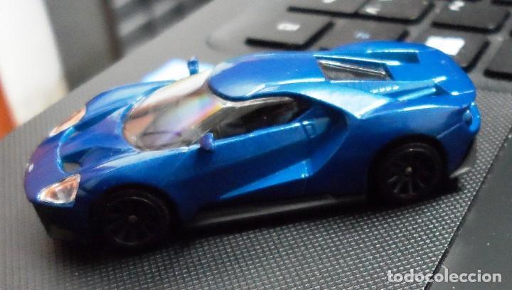 Majorette Ford Gt Nuevo