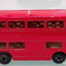 Coches a escala: BUS MATCHBOX.THE LONDONER N°17. Lote 114120211