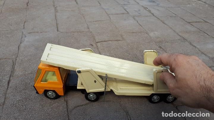 Coches a escala: Camión COLOSO GOZÁN hojalata finales de los años 70 & principios de los 80 made in Spain - Foto 9 - 114350875