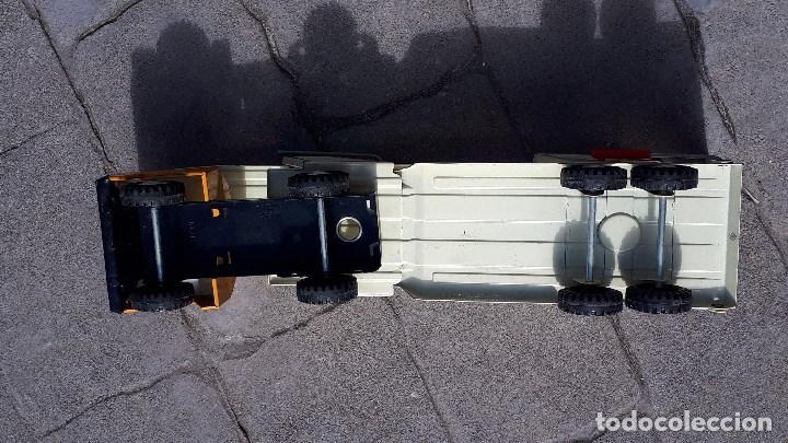 Coches a escala: Camión COLOSO GOZÁN hojalata finales de los años 70 & principios de los 80 made in Spain - Foto 10 - 114350875