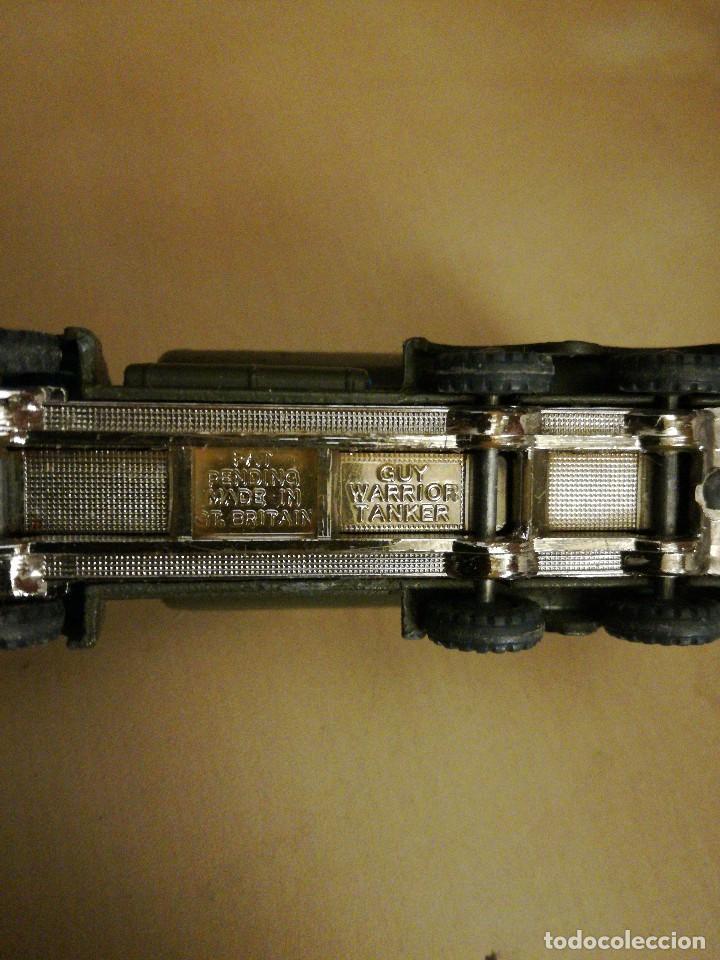 Coches a escala: ARMY TANKER de HUSKY - Foto 3 - 114733411