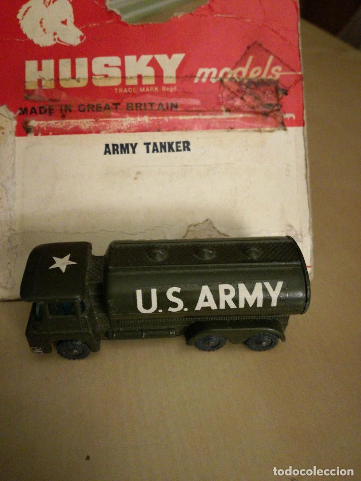 Coches a escala: ARMY TANKER de HUSKY - Foto 4 - 114733411