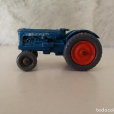 Coches a escala: TRACTOR MATCHBOX SERIES 72. Lote 114735095