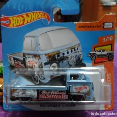 Coches a escala: HOT WHEELS 2018 VOLKSWAGEN T1 . Lote 114965043