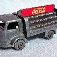 Coches a escala: MATCHBOX LESNEY REF 37/A KARRIER BANTAM 2 TON COCA COLA / MADE IN ENGLAND AÑOS 60. Lote 115293159