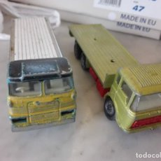 Coches a escala: LOTE MATCHBOX SUPER KINGS. Lote 115299651
