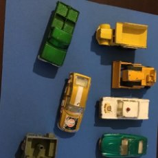 Coches a escala: MATCHBOX LOTE 8 COCHES ANTIGUOS. Lote 115538679